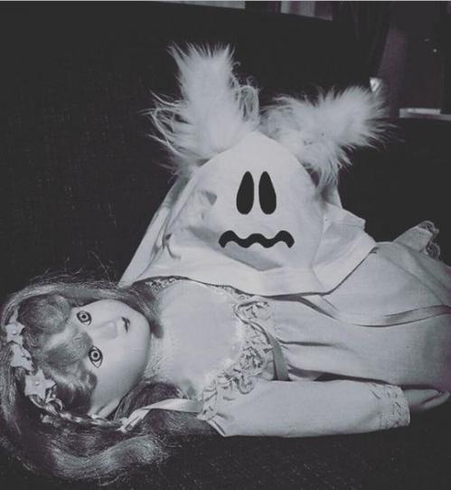 Scarynac hiro lapin Halloween 2017 concours photo